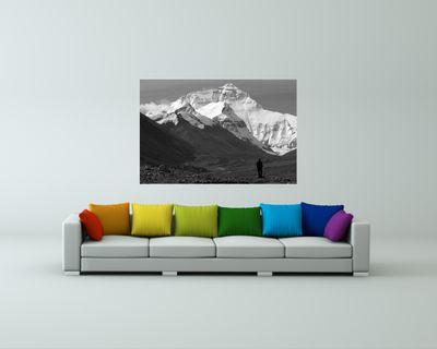 Fototapete - Mount Everest – Bild 5