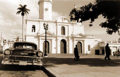 Fototapete - Oldtimer Kuba – Bild 4
