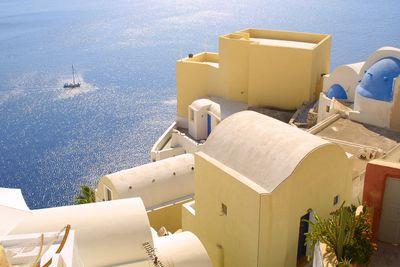 Fototapete - Santorini Griechenland III – Bild 2
