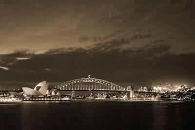 Fototapete - Sydney Opera House und die Harbour Bridge – Bild 4