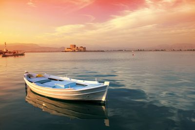 Fototapete - Traditionelles griechisches Fischerboot – Bild 2