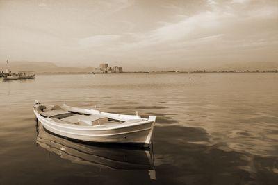 Fototapete - Traditionelles griechisches Fischerboot – Bild 4