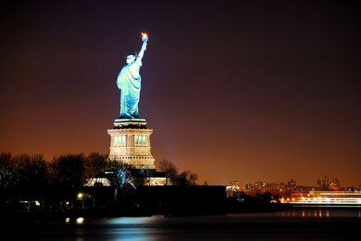 Fototapete - Freiheitsstatue, New York City – Bild 2