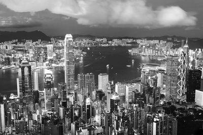 Fototapete - Hong Kong central district – Bild 6