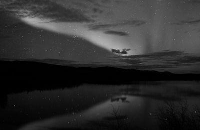 Fototapete - Nordlichter – Bild 6
