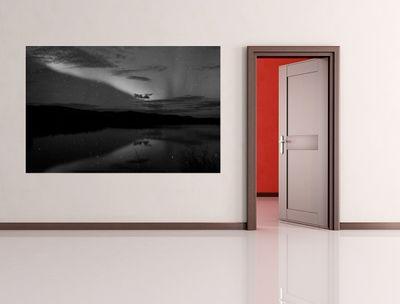 Fototapete - Nordlichter – Bild 5