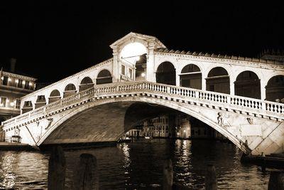 Fototapete - Rialto Brücke Venedig Italien – Bild 4