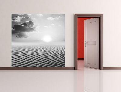 Fototapete - Sahara Wüste in Afrika – Bild 5