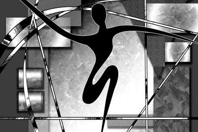 Fototapete - Abstrakt 3000 – Bild 6