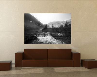 Fototapete - Glacier National Park, Montana - USA – Bild 5