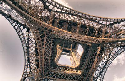 Fototapete - Pariser Eiffelturm Frankreich – Bild 2