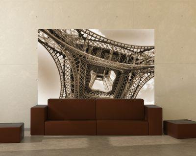 Fototapete - Pariser Eiffelturm Frankreich – Bild 3
