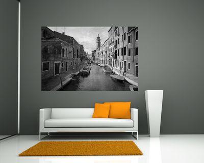Fototapete - Venedig Grunge 2 – Bild 5