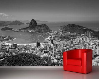 Fototapete Rio de Janeiro - Zuckerhut – Bild 2