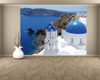 Fototapete Santorini - Griechenland