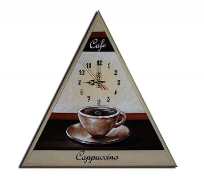 Wanduhr Cappuccino M 26 – Bild 2