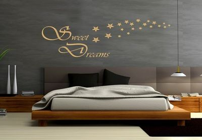 Wandtattoo Sweet Dreams 2 - 100x40 cm  – Bild 1