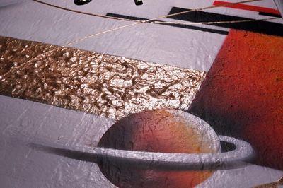 Wanduhr Abstrakt M 34 – Bild 2