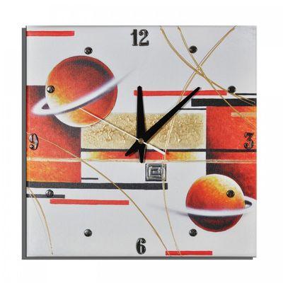 Wanduhr Abstrakte Kunst D 11 – Bild 1