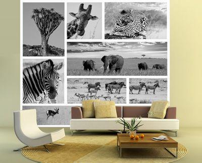 Fototapete Afrika Collage I – Bild 2