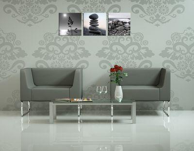 Wandbilder Set Landschaften - jeweils 30x30cm  – Bild 3