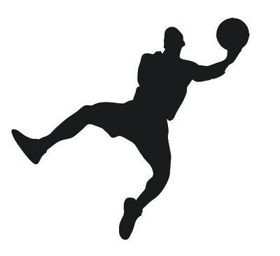 Wandtattoo Handball Ex 27 – Bild 2