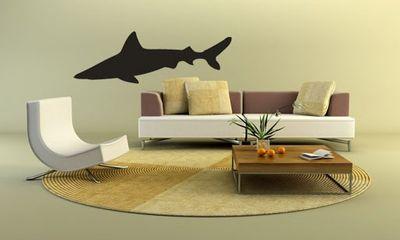 Wandtattoo Hai – Bild 1