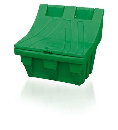 Kingspan Streugutbehälter 100 Liter geeignet für die Lagerung von z.B. Salz, Sand, Ölbindemittel – Bild 3