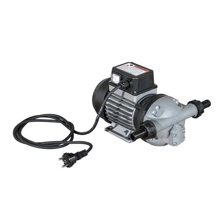 230V Membranpumpe für AdBlue®, Wasser, max. 35 l/min, mit 2m Stromkabel mit Schuko-Stecker, Ein/Aus-Schalter