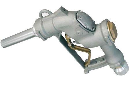 "A280 High-Flow Diesel Zapfventil mit Abschaltautomatik. Förderleistung max. 280 l/min, Anschluss 1 1/2"" BSP IG Drehgelenk"