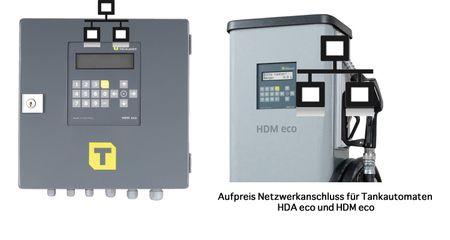 HDM-ECO-LAN Aufpreis für LAN-Anschluss HDA eco + HDM eco Serie