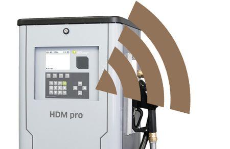 Aufpreis: HDM-PRO-WLAN Anschluss
