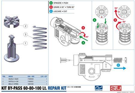 Kit Bypass 60-80-100-150 – Bild 3