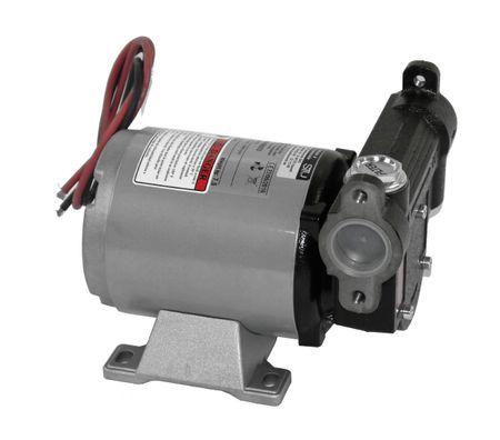 Adam Pumps 24V Betankungspumpe, Dieselpumpe Förderleistung max. 60 l/min., ohne Schalter und Kabel zum Einbau in Maschinen – Bild 1