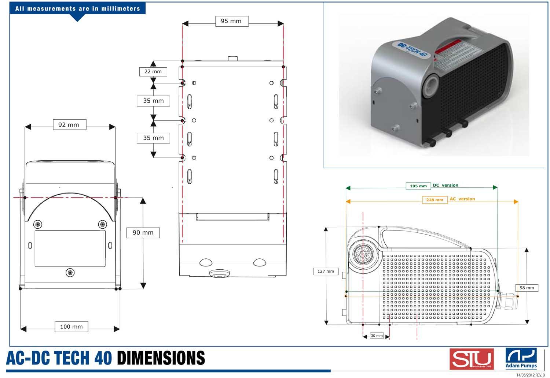 Dieselpumpe 230V 40l/min mit Saug- und Druckschlauch und manuelles Zapfventil
