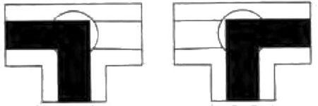 "3-Wege Kugelhahn L- Bohrung Anschlüsse 1"" IG  – Bild 2"