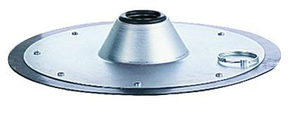 Graco® Fett Folgeplatte 180kg für Fire-Ball® 300 Druckluft Fettpumpe 50:1 und 15:1