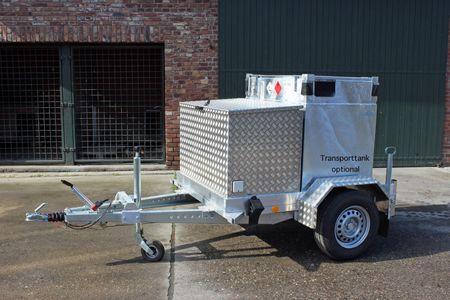 Werkzeugkiste für KUBICUS® Transportbehälter, vorbereitet für einen zusätzlichen AdBlue® Tank Modell TT230-12-00 – Bild 1