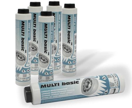24 Stück = 1VE Mato Lube-Shuttle Booster-Pack Multi basic 2M K2K-30  NLGI Klasse 2 -30° - +130°C