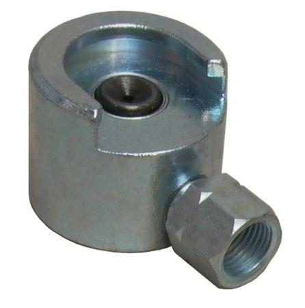 MATO Schiebekupplung SK-22 M10x1 / 22mm für Flachschmiernippel