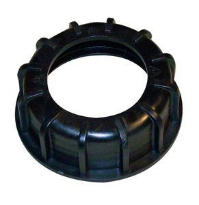 Überwurfmutter S100X8 IG schwarz, offen, passend für Schütz Tank VET, Roth u. Werit u.a. 001