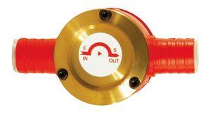 Bohrmaschinenpumpe bis zu 1200 l/h, zum Anschluss an Bohrmaschinen mit mindestens 2000-2500 Umdrehungen/Minute. Geeignet für Wasser, Diesel, Heizöl, Kühlerfrostschutz 001