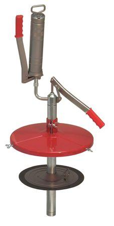 Mato Fettpressen-Füllgerät ecoFILL standard 10-s für 10kg Fetteimer mit Folgekolben ø 215-230mm. Für Fette bis NLGI-Klasse 2, TÜV, DLG+BLT geprüft