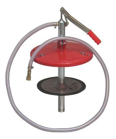 """Füllgerät für Zentralschmieranlagen mit Zentrierdeckel """"centraFILL-deluxe  25-d"""" für 25 kg Fetteimer (I-Durchm. 300-335 mm)"""