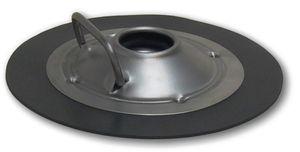 Mato Fettfolgekolben FO 15, ø 285/242 mm,  geeignet für 15 kg Fetteimer mit Innen-Durchmesser 255-282 mm 001