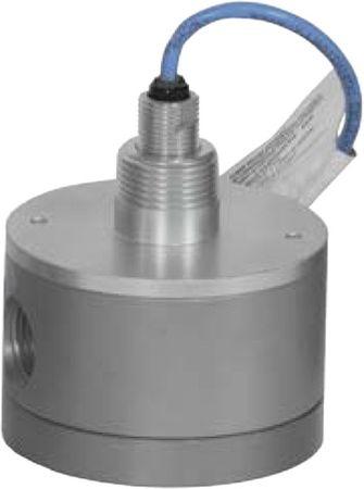"TM03ASHEBXKA4HB: Ovalradzähler: 3/8""IG BSP,  1,1 - 11 l/min, Genauigkeit: ± 0,25%, pmax:103 bar. Messkammer: eloxiertes Aluminium, Zahnräder: Ryton, Wellen: Edelstahl, Dichtungen: Teflon, HallEffect Sensor mit 4 Magneten ca. 750 ppl"