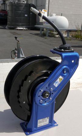 """Graco SD10 automatik Schlauchaufroller für Öle & Luft mit 11m 1/2"""" Schlauch, max.134 bar Betriebsdruck – Bild 2"""