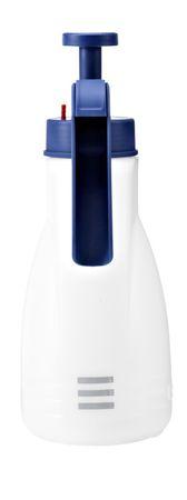SPRAYFIxx -alkali-1,5l mit Flachstrahldüse, Vol. 1500ml, Füllmenge 1200ml, Behälter: HDPE, Viton®(FKM) Dichtung für verdünnte Laugen pH-Wert 7-14 – Bild 4