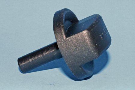 Ersatzteil: Rückstellknopf für mechanisches Zählwerk Adam Pumps universal