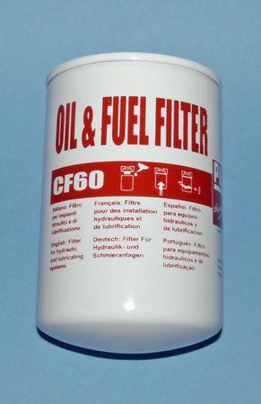 Piusi Ölfilter 10µ Ersatzkartusche für mobiles 230V Filtergerät DEPUROIL